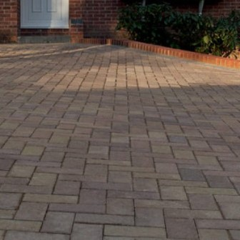 Standard Concrete Block Paving
