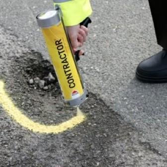 Floor Survey Marking