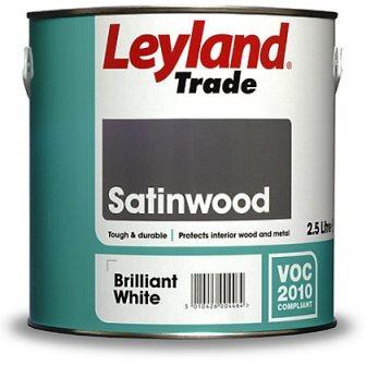 Satinwood Paints