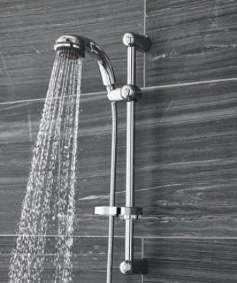 Shower Rail Kits