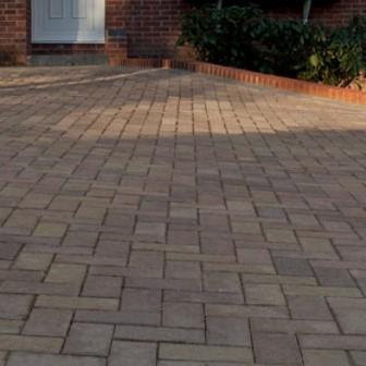 Standard Concrete Block Paving