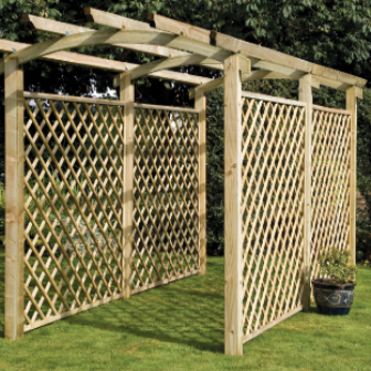 Trellis Fences